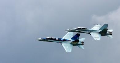 無人機又再威脅客機 加拿大出動兩架 CF-18 戰機尋兇!