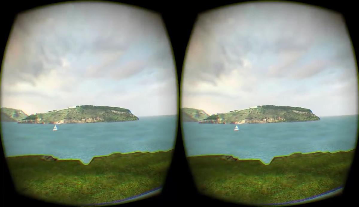預防 VR 暈眩(稍為修正)