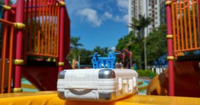 凌凌漆「箱神」空降!Create Toys E904四軸機•箱形遙控器評測