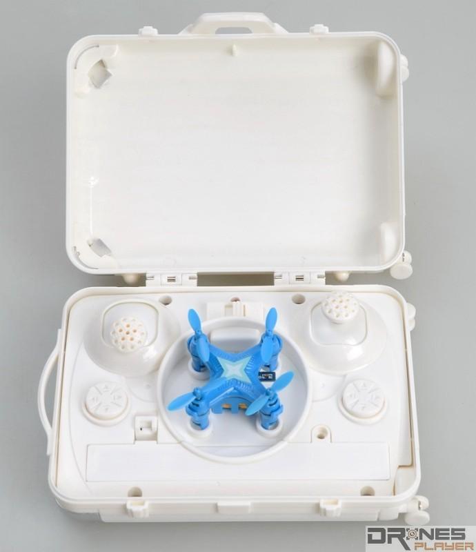Create Toys E904 控制器可收藏整部四軸機。