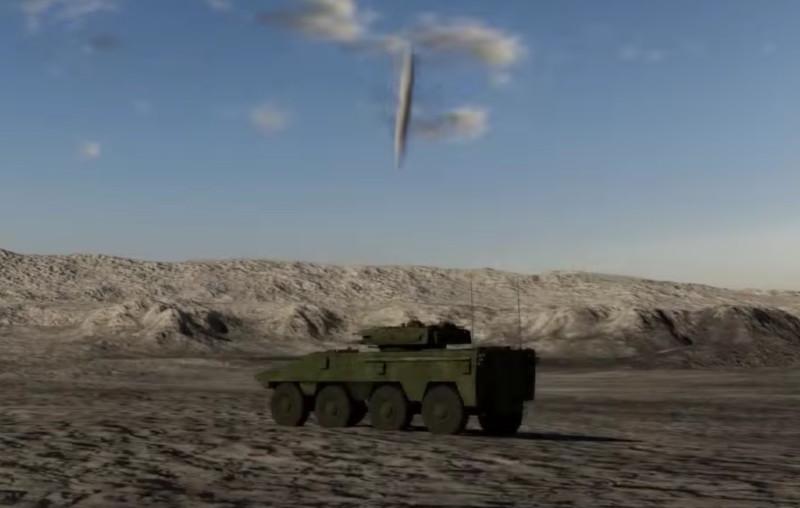DARPA 無人機系統鎖定攻擊目標。