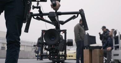 DJI Ronin-MX 專攻電影拍攝•Osmo RAW 瞄準家用市場