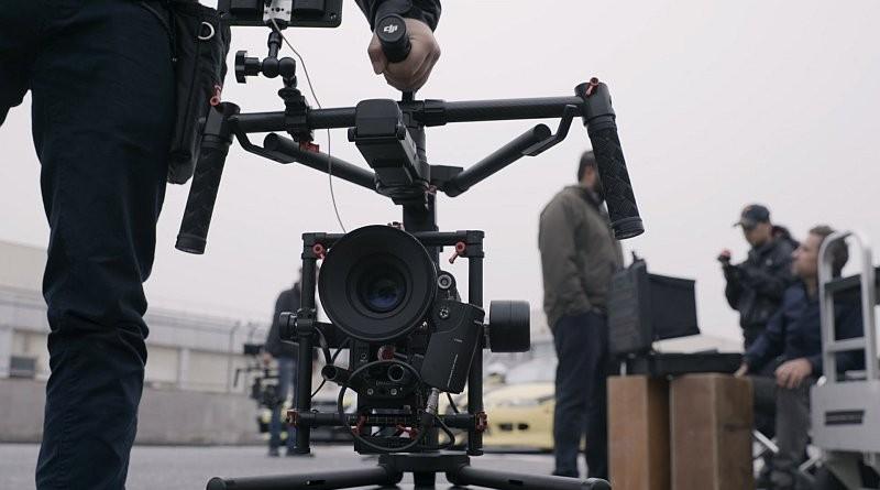 DJI Ronin-MX 飛行與手持兩用雲台