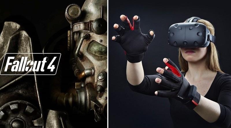 《Fallout 4》率先支援 HTC Vive!2017 年推出 VR 實境版本
