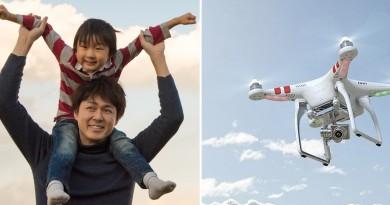 父親節創意親子活動!3 個用無人機跟子女玩遊戲的方法
