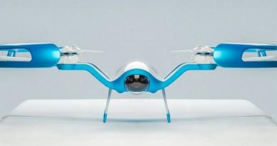 FLYBi 空拍機搭 VR 眼鏡 與朋友一起玩 FPV 飛行虛擬實境