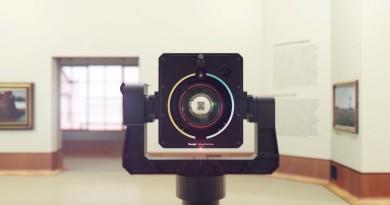 10 億像素相機 Google Art Camera 掃瞄名畫合成超高解像