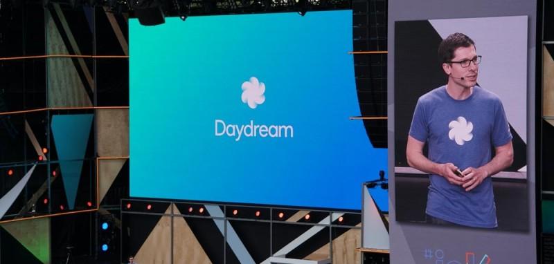 Google I/O 2016 開發者大會中,Google 發表了 DayDream VR 平台,預計於 2016 年秋季面世。