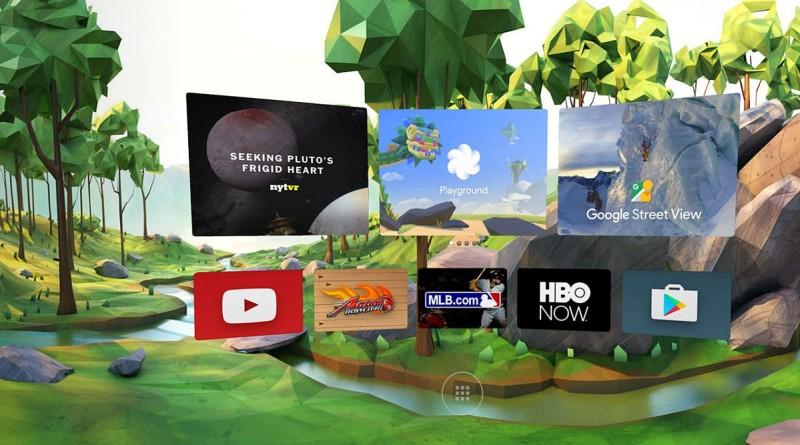 YouTube、HBO、MLB 等內容供應商已表態支持 DayDream 平台,日後用戶可藉由 VR 方式收看電影和球賽,猶如置身現場。