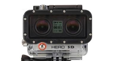 GoPro Hero 5 或具雙鏡頭可拍 3D 影片•支援 8K 攝錄