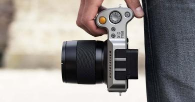 搶在 Sony 之先!哈蘇推全球首部中片幅無反 Hasselblad X1D