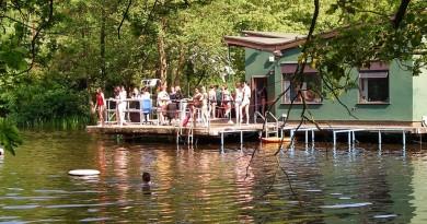 無人機合法放飛遭投訴!飛越女生專用水池 空拍玩家差點被捕