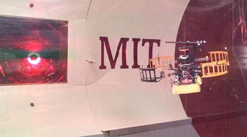 MIT 讓無人機不怕風吹