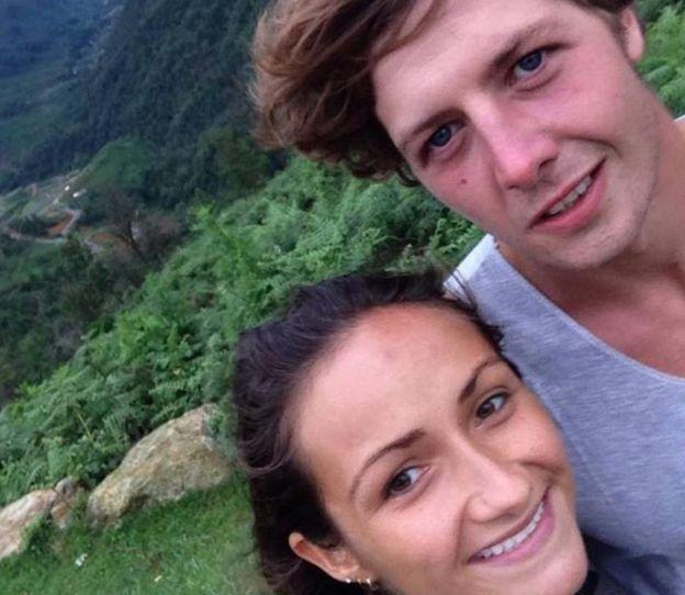 Aiden Webb 和 Bluebell Baughan 一起到越南旅行,最終卻永訣。