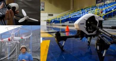 最匪夷所思的航拍機測試報告!Inspire 1 與 Bebop 2 竟同場評比