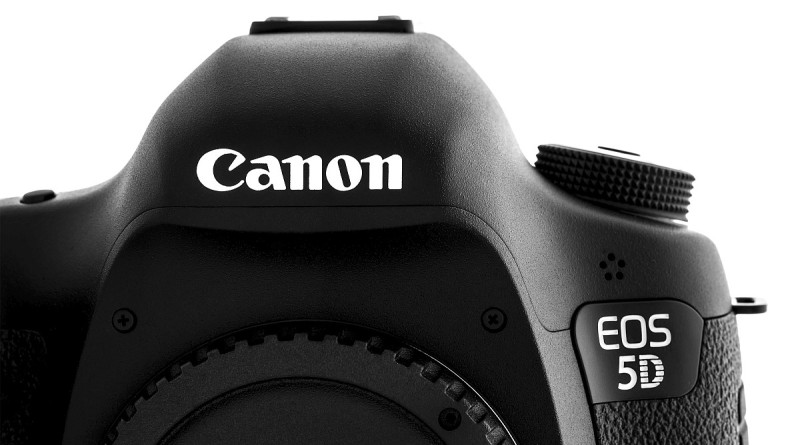 Canon 5D MARK IV 機背設計或接近 MARK III