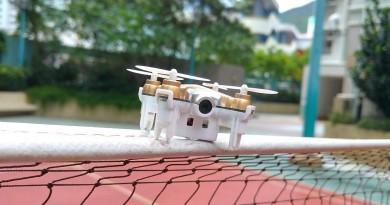 史上最小自動定高航拍機  Cheerson CX10WD-TX 飛行攝影評測