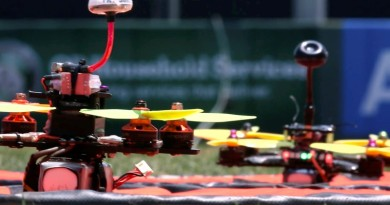 GoPro 首度贊助無人機比賽 或為 Karma 空拍機預熱造勢