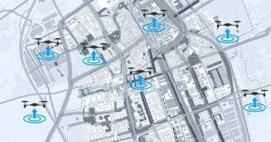 荷蘭小城鋪設無人機網路 全自動執行飛行任務