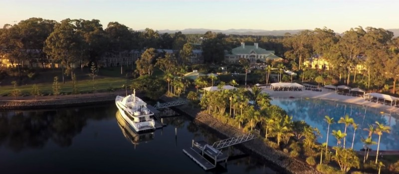 GoPro 的《運動健兒挑戰澳洲黃金海岸》影片