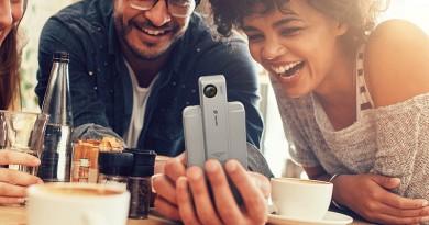 iPhone 變 360 度直播神器!Insta360 Nano 全景相機模組登場