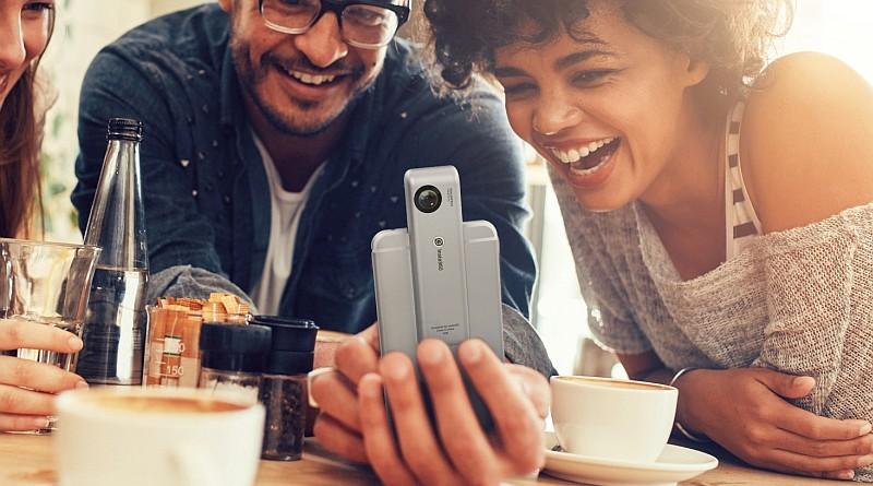 iPhone 專用 360 度全景相機 Insta360 Nano 串流直播