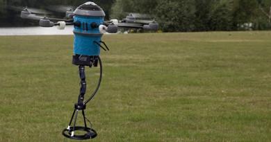 除雷快20倍!Mine Kafon Drone 擬十年內盡殲全球一億枚地雷