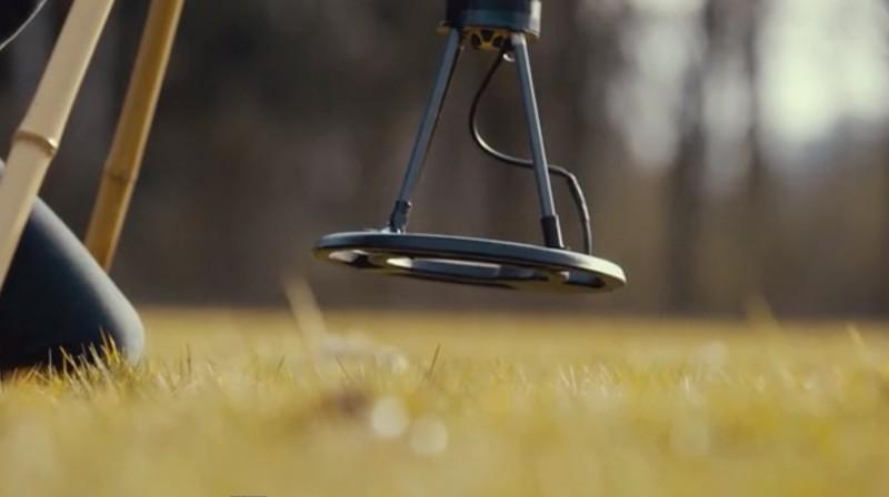 Mine Kafon Drone 無人機需在十分接近地面的距離掃瞄地雷。