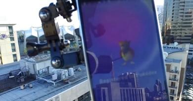 Pokémon GO 最強玩法!DJI Inspire 1 空中抓捕神奇寶貝實況曝光