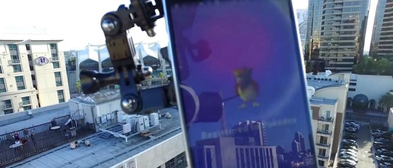 Pokémon GO 捕捉實況