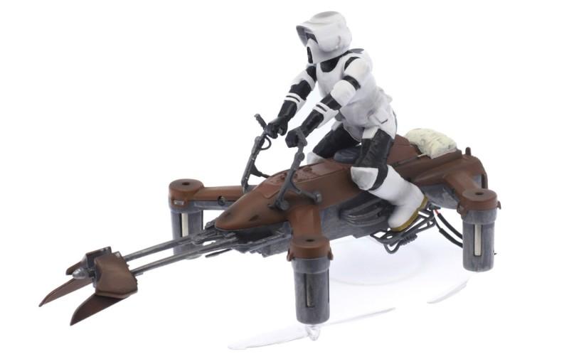 Propel Star Wars Battle Quad - 74-Z Speeder Bike