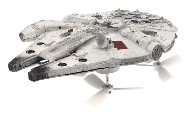 Propel Star Wars Battle Quad - Millennium Falcon