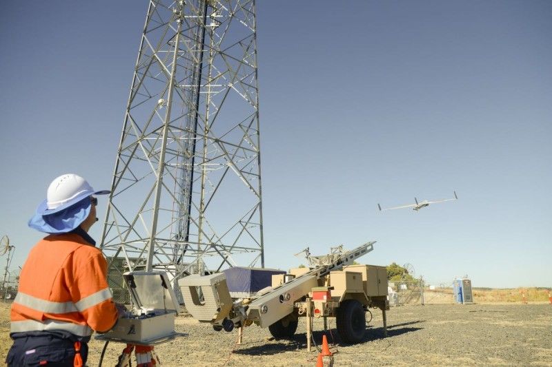 Shell QGC 採用 Insitu Pacific ScanEagle 無人機