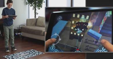 Pokémon GO 以外 AR 玩法!無人機飛入擴增實境對抗外星人