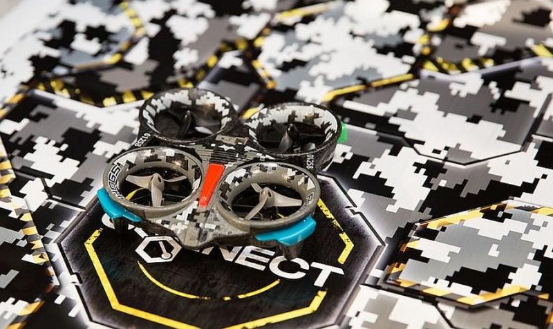 Air Hogs Connect: Mission Drone 飛行器飛行穩定性頗高,可惜續航時間只有 6 分鐘。