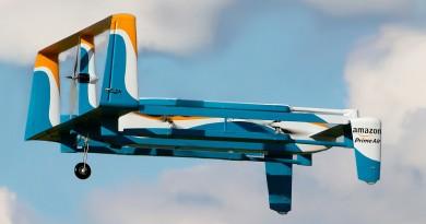 亞馬遜英國設最大規模測試基地 劍橋秘密試飛送貨無人機