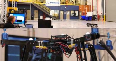 飛機鬥到無人機!波音設無人機研究所•空巴搶下歐洲研發合約