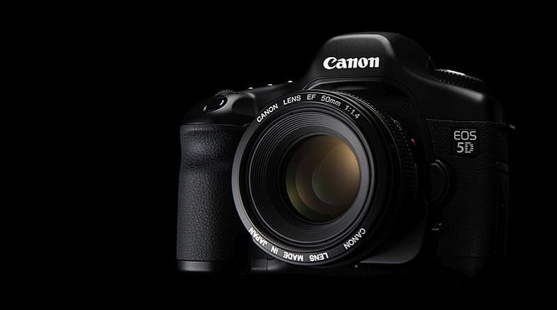 Canon EOS 5D MARK IV 再傳 8 月發布