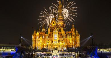 上海迪士尼變無人機禁飛區!航拍煙火表演可罰款 3 萬人民幣