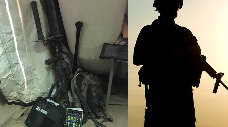 drone defender 伊拉克 美軍 伊斯蘭國 無人機