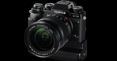 325 點混合式對焦•4K 攝錄支援!Fujifilm X-T2 九月強勢上市