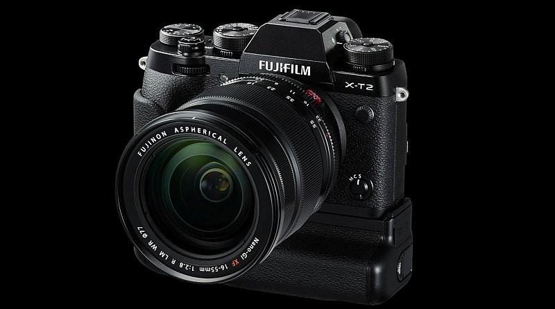 Fujifilm X-T2 無反新機強勢登場