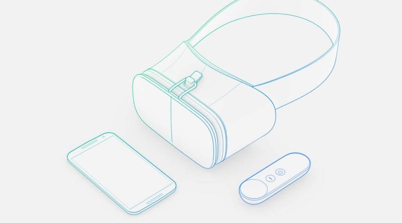 Google 亦有為 DayDream 開發專用 VR 眼鏡以作配套,無論在開發成本或技術層面上,應該比高端 VR 眼鏡為低。