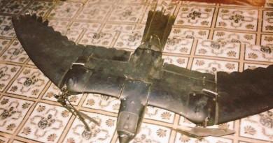 這隻髒兮兮的黑鷹,竟是軍用偵察機?! 鳥形無人機大起底