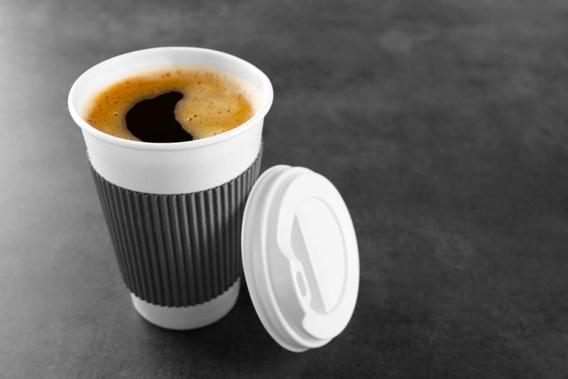 外賣熱咖啡