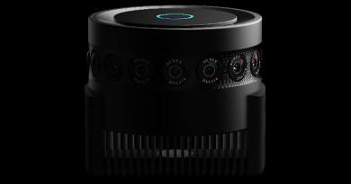 16組鏡頭環繞合體!Live Planet 攝影機 360度4K拍攝• VR直播
