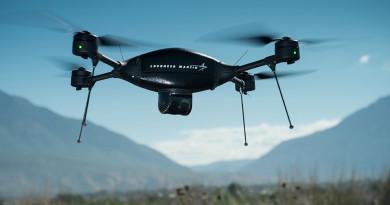 洛歇馬丁 Hydra Fusion 助空拍機邊飛邊製細緻 3D 地圖