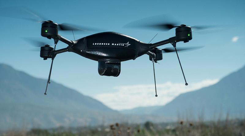 洛歇馬丁 空拍機 3D 地圖