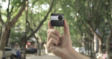 VR 戶外直播崛起!世界最小 360度全景相機 Nico360迷你登場