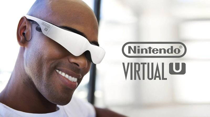 任天堂確認 VR 研究進行中